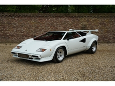 Lamborghini Countach 1986