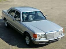 Mercedes-Benz 280 S/SE/L w126 1985