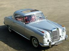 Mercedes-Benz 220S/SE Coupé Ponton 1959