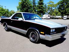 Chevrolet El Camino 1986