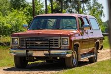 Chevrolet Blazer 1977