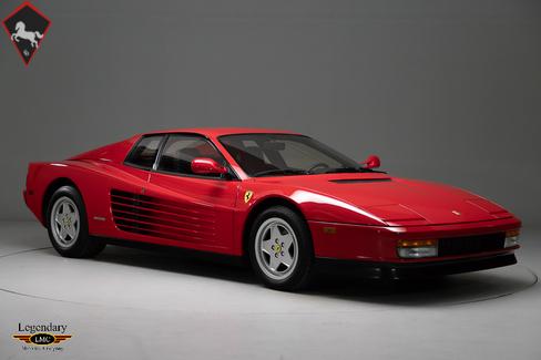Ferrari Testarossa 1989
