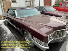 Cadillac Other 1969