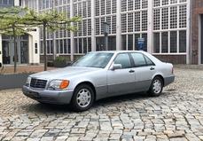 Mercedes-Benz w140 1992