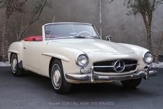 Mercedes-Benz 190SL 1963