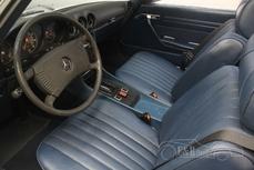 Mercedes-Benz 450SL w107 1978