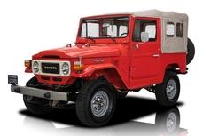 Toyota Land Cruiser 1981