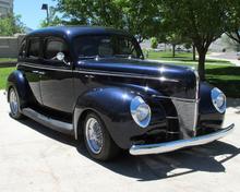 Ford De Luxe 1940