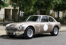 MG MGC 1967