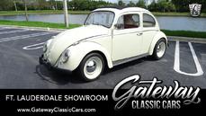 Volkswagen Beetle Typ1 1960