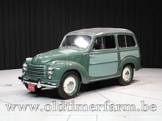 Fiat 500 Topolino 1955