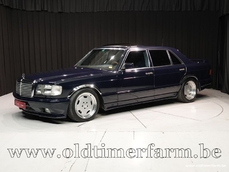 Mercedes-Benz 560 SEL w126 1991