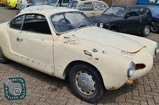 Volkswagen Karmann-Ghia 1966