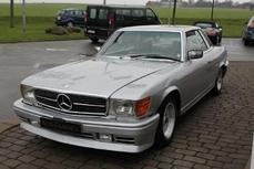 Mercedes-Benz 350SLC w107 1979