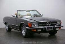 Mercedes-Benz 280SL w113 1983