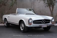 Mercedes-Benz 230SL w113 1965