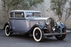 Rolls-Royce 20/25 1933