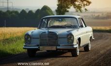 Mercedes-Benz 220SE Coupé w111 1963