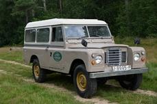 Land Rover Series III 1982