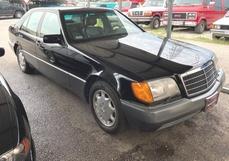 Mercedes-Benz w140 1993