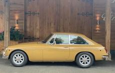 MG MGB GT 1972