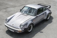 Porsche 911 / 930 Turbo 3.3 1987