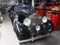 Rolls-Royce Silver Wraith 1939