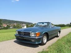 Mercedes-Benz 280SL w107 1981