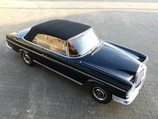 Mercedes-Benz 300SE Cabriolet w112 1966