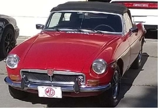 MG MGB 1973