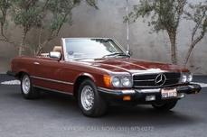Mercedes-Benz 380SL w107 1982