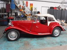 MG Other 1953