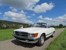 Mercedes-Benz 280SL w107 1976