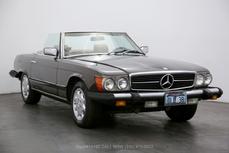 Mercedes-Benz 450SL w107 1980