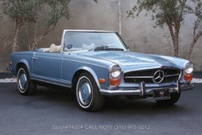 Mercedes-Benz 280SL w113 1971