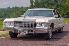 Cadillac Fleetwood 1974