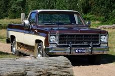 Chevrolet Pick Up 1977