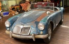 MG MGA 1958