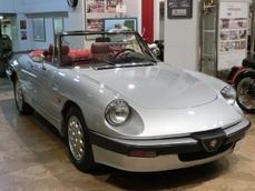 Alfa Romeo Spider 1989