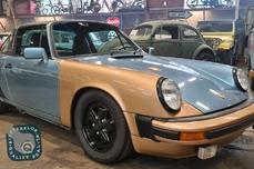 Porsche 911 1982