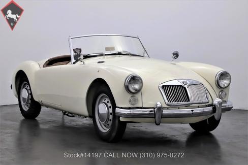 MG MGA 1960