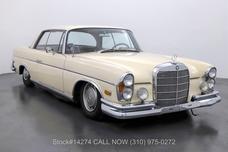 Mercedes-Benz 300SE Coupé  w112 1966