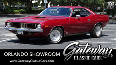 Plymouth Barracuda 1974