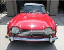 Triumph TR4 1968