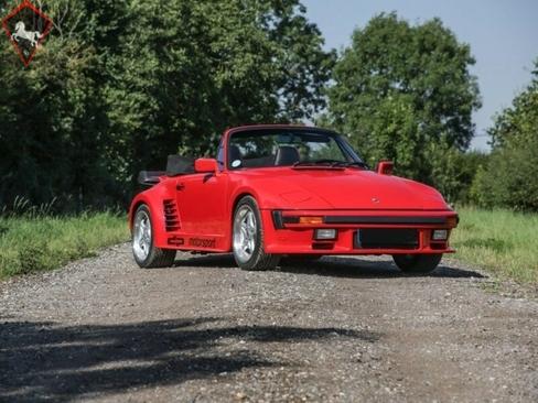 Porsche 911 1988