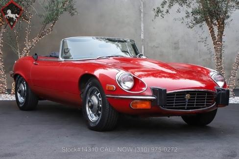 Jaguar E-type XKE 1974
