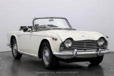 Triumph TR4 1966