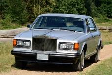 Rolls-Royce Silver Spur 1987