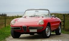 Alfa Romeo Spider Duetto 1966