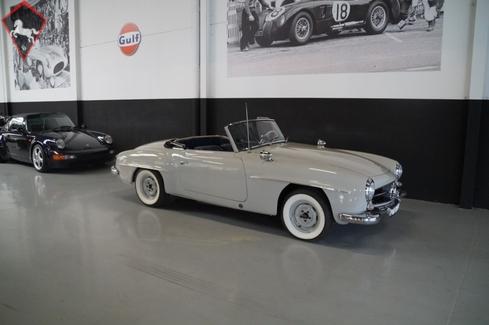 Mercedes-Benz 190SL 1956